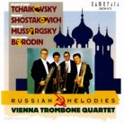 RUSSIAN MELODIES 1997 Cover